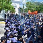"""FORMOSA: Gobierno nacional repudia represión pero critica a """"medios hegemónicos"""""""