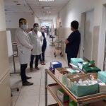 El Subsecretario de Salud visitó el Hospital Regional