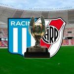River y Racing definen la Supercopa Argentina en el Estadio Madre de Ciudades