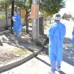 REPORTE COVID-19: Se registraron 57 nuevos contagios y se recuperaron 48 pacientes